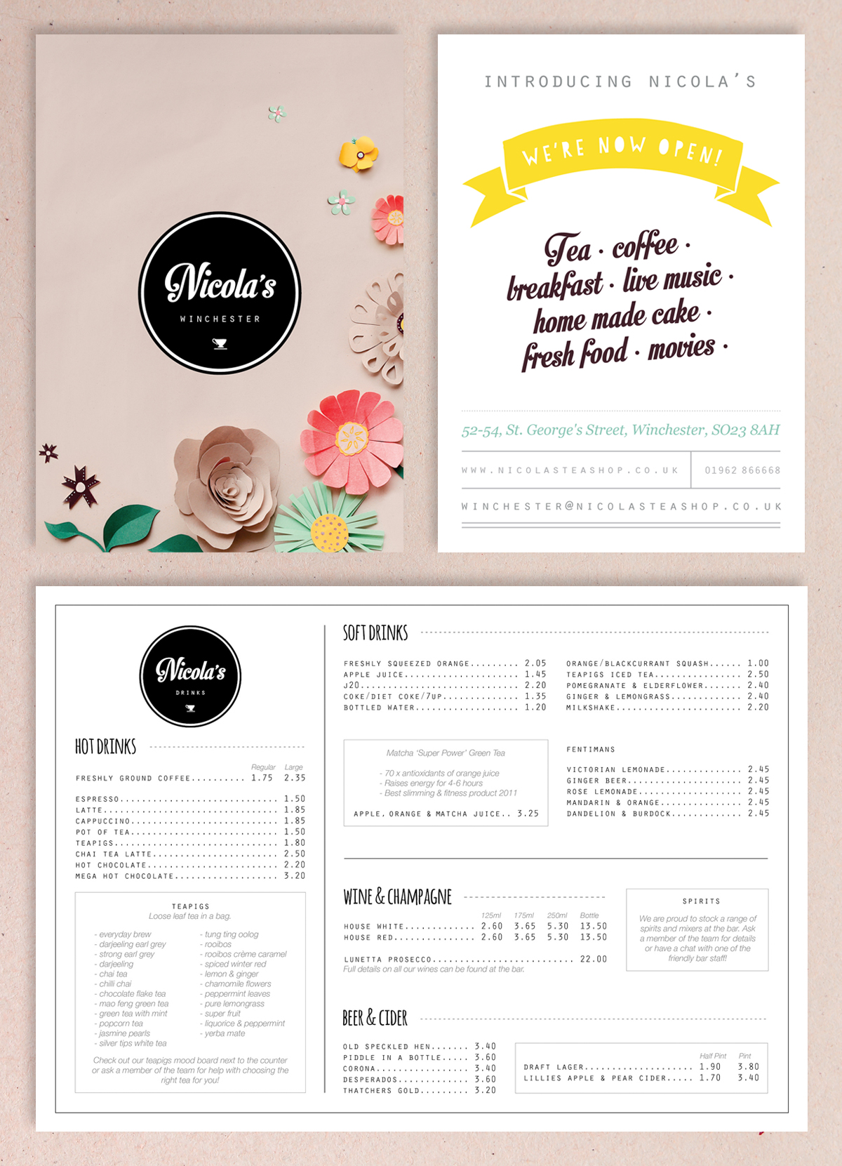 drinks_menu_and_flyer_sam_pierpoint