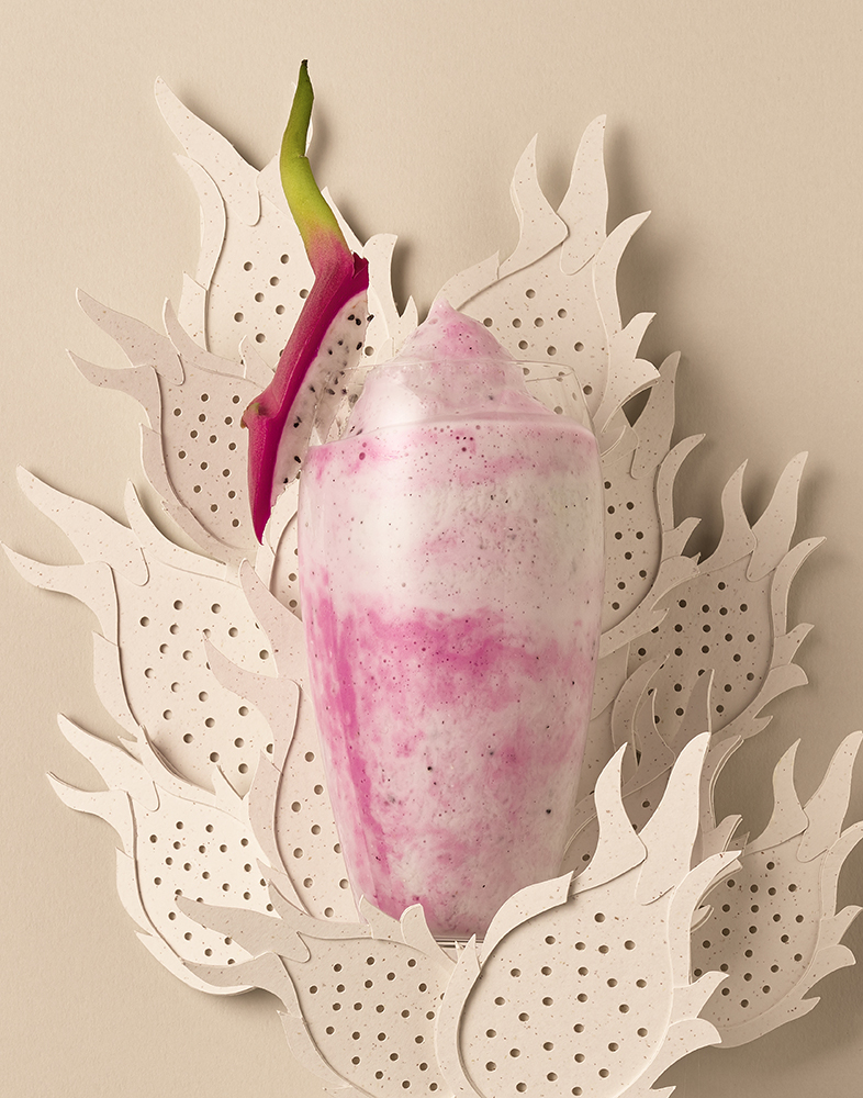 Dragon Fruit - Paper - Cocktail RET11x14 LR