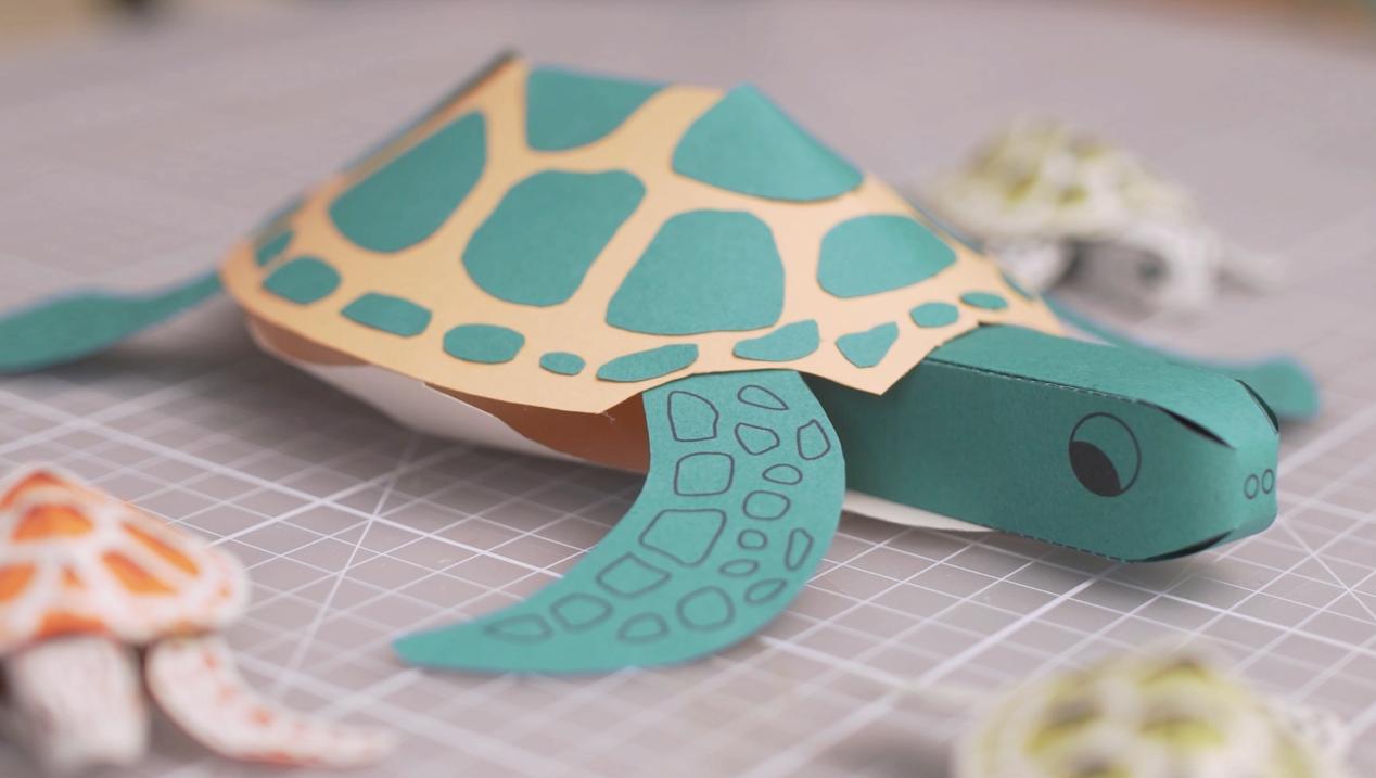 19_Paper_turtle_template_Sam_Pierpoint_Pipthepaperturtle